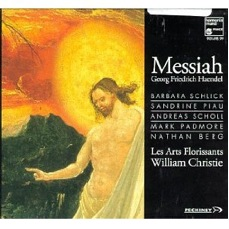 Handel Messiah (Les Arts Florissants)