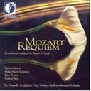 Mozart Requiem (Violin du Roy)
